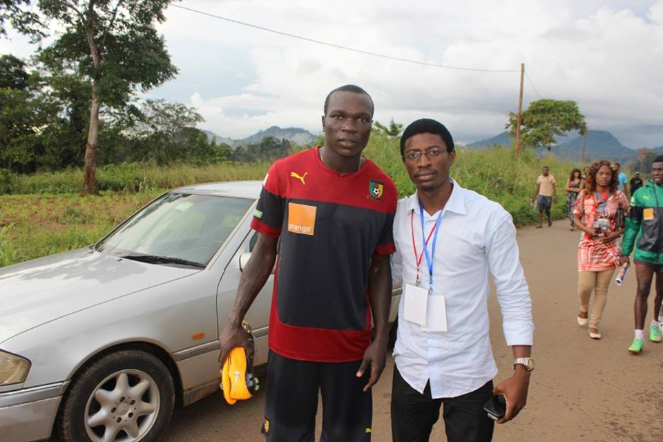 Aboubacar Vincent et Daniel Ndieh