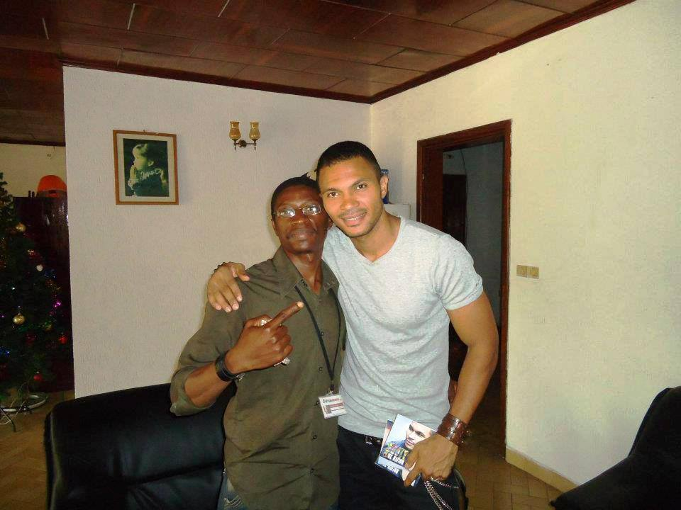 Daniel Ndieh et Tay-O (Douty)