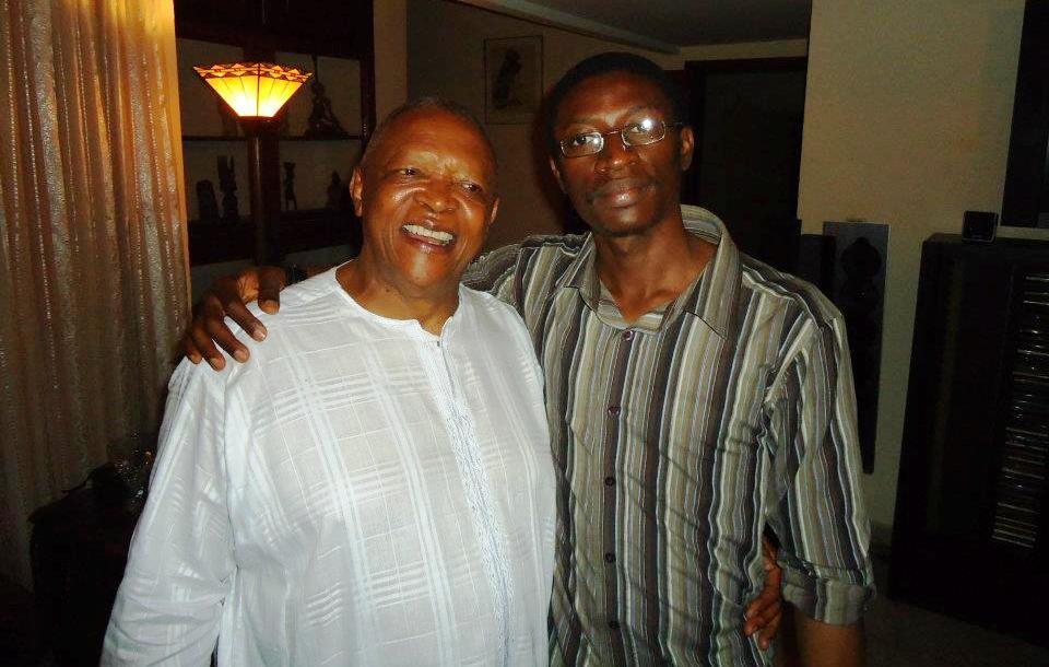 Hugh Masekela (Afrique du Sud) & Darysh