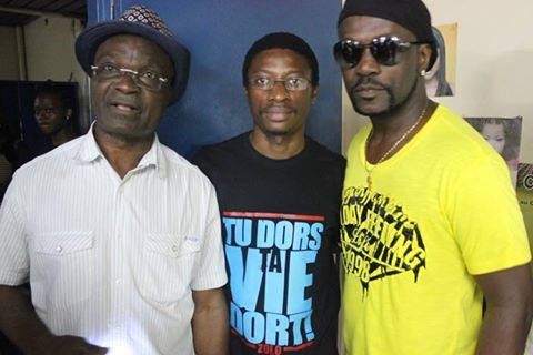 Roger Milla, Daniel Ndieh et Meiway dans les coulisses de Tam-Tam Weekend