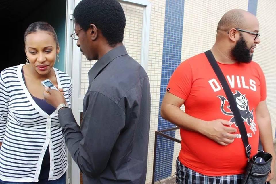 interview avec Teeyah à la CRTV (Cameroun)