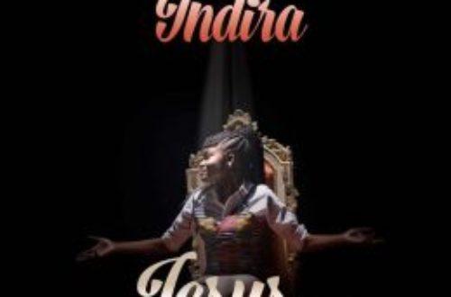Article : Indira vire à l'Afrotrap et nous signe «Jésus ne fait pas le buzz»
